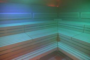 Właściwości sauny parowej
