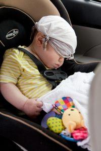 Fotelik samochodowy Recaro dla dzieci