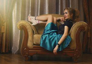 Zakup sukienki przez internet