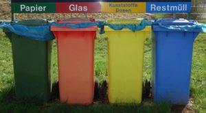 Sprawne wywożenie śmieci