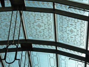 Modne panele ze szkła