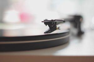 Nowoczesna igła gramofonowa
