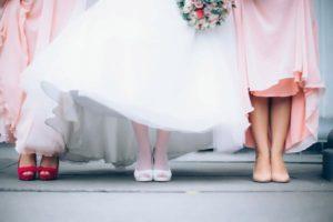 Ładne rajstopy na ślub