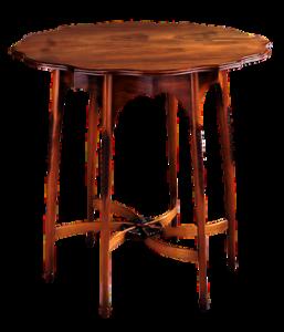 Piękne meble z dębowego drewna