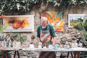 Obrazy malowane na płótnie