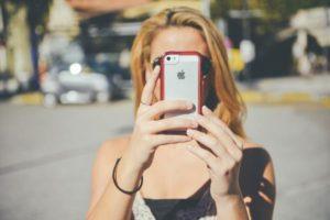Wyświetlacze iPhone'ów do wymiany w Krakowie