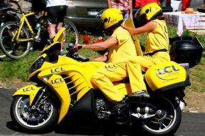 Dobrej klase kufer motocyklowy