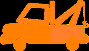 Przewóz samochodów osobowych na lawecie