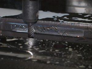 Specjalistyczne obrabianie CNC
