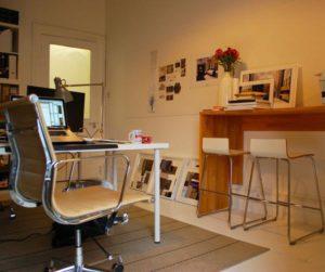 Fotel biurowy do gabinetu