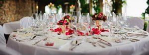 Duży wybór upominków ślubnych