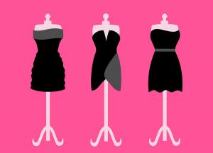 Modne sukienki kopertowe dla puszystych kobiet