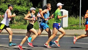 Poprawianie czasów ważne dla biegacza