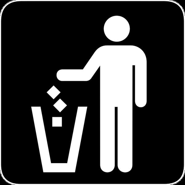 kosze na śmieci betonowe