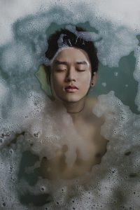 Kąpiel w chlorku magnezu
