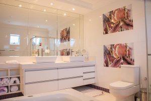 Potrzebowaliśmy nowego lustra łazienkowego