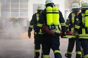 Wyposażenie dla strażaka