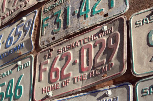 ramka do rejestracji samochodowej