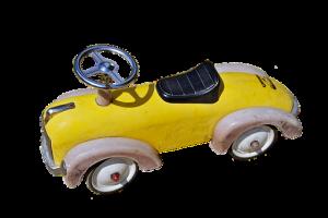 Mocny samochód dziecięcy