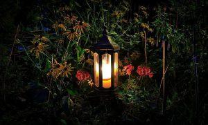 Nowoczesne lampy ogrodowe Polux