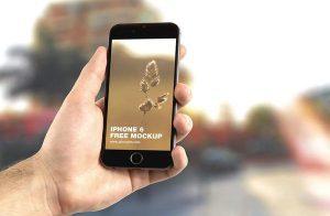 Usługa wymiany szybki w iPhone