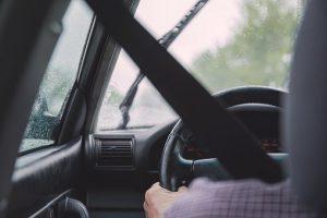 Sprawne pasy w samochodzie