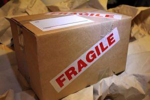 Dostarczanie przesyłek kurierskich
