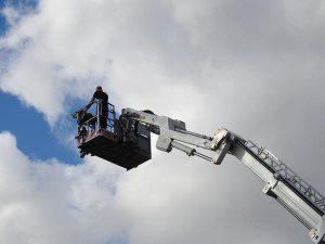 Bezpieczeństwo pracy na wysokościach